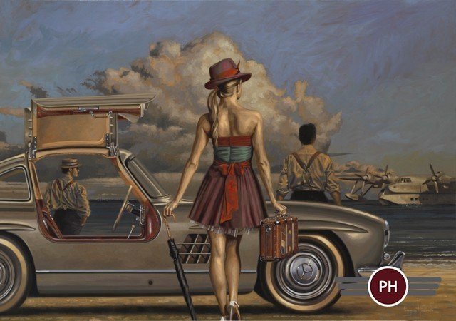 , 'Gullwing,' 2015, Bonner David Galleries