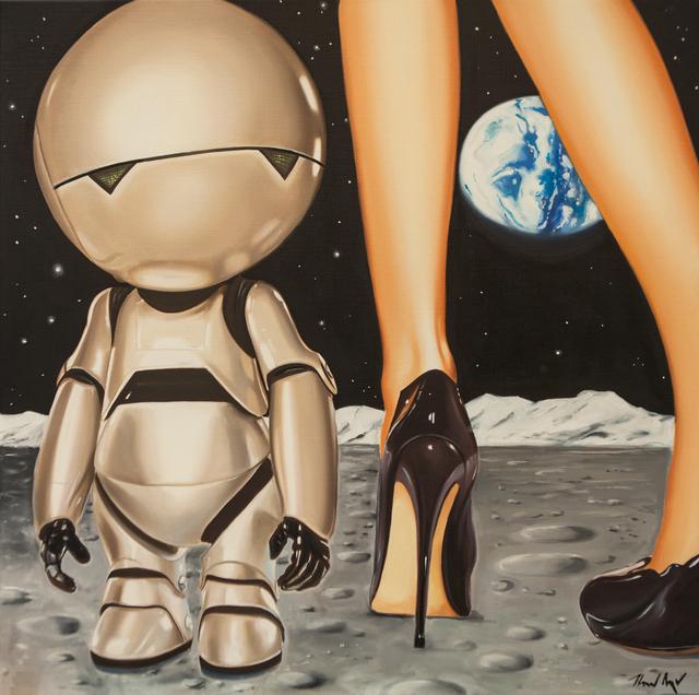 , 'Little Robot,' 2017, Galerie Barbara von Stechow