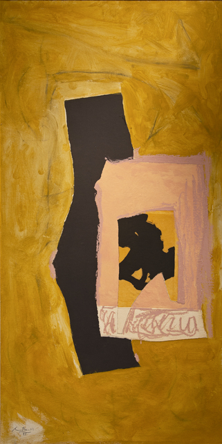 Robert Motherwell, 'Untitled', 1985, Taylor | Graham