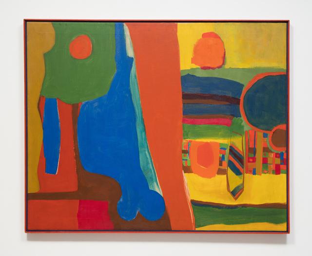 , 'Blue Balls,' 1964, RYAN LEE