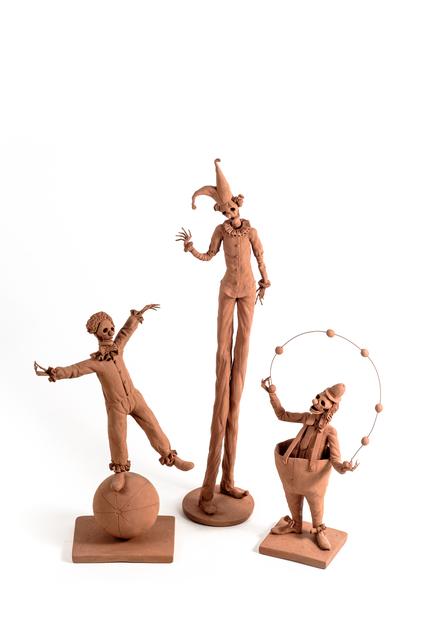 , 'Circus of Death Collection,' 2018, Casa Gutiérrez Nájera