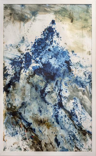 Alessandro Busci, 'Montagna Celeste', 2018, Barbara Paci Art Gallery