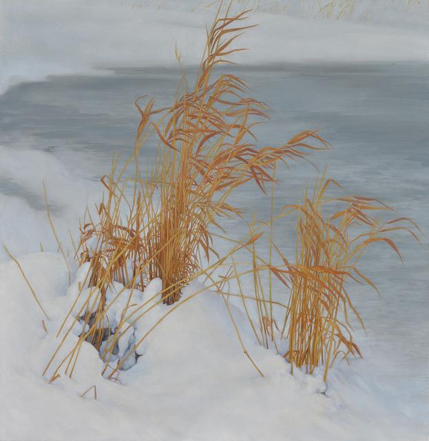 , 'Winter Courante 18,' 2018, Dedee Shattuck Gallery