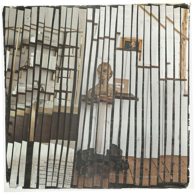 Ilana Harris-Babou, 'Library 4', 2019, CRUSHCURATORIAL