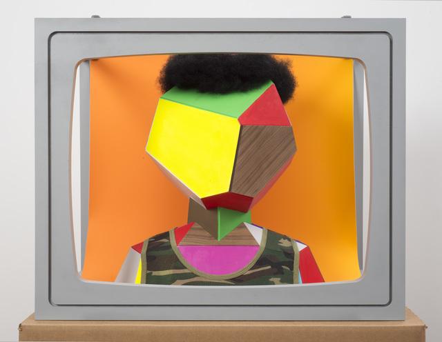 , 'Boxhead #3,' 2014, Salon 94