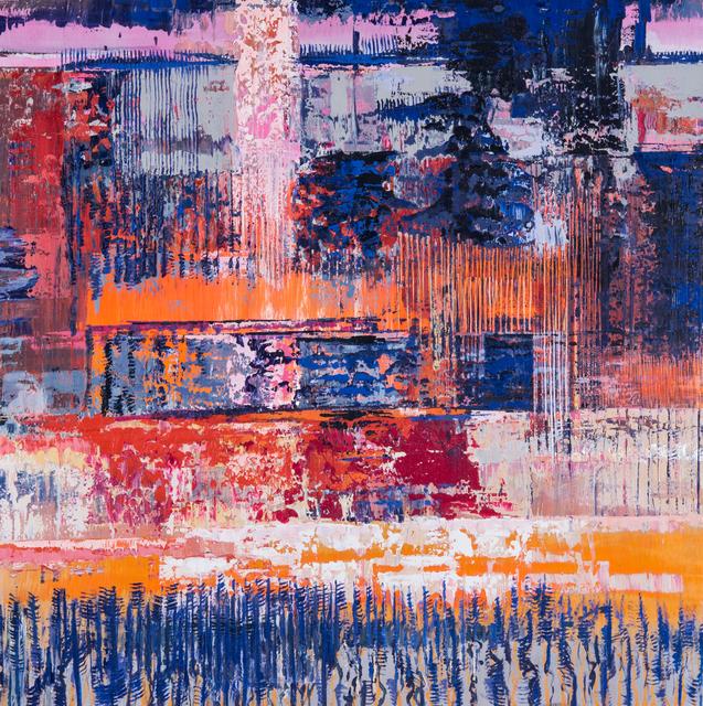 , 'Light Of Colour 4,' 2018, Odon Wagner Gallery