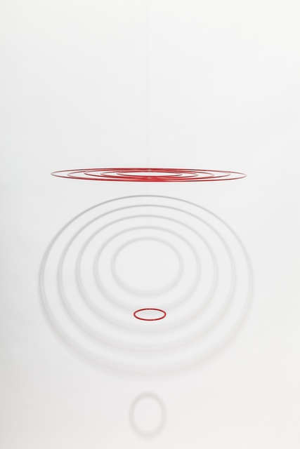 , 'Circuconcéntricos Alu Rouge    ,' 2016, HDM Gallery