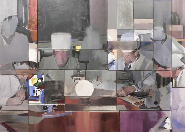 , 'Research Subject,' 2015, Josedelafuente