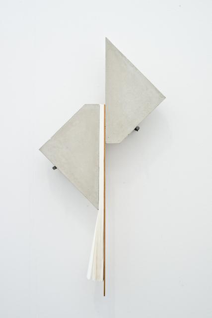 , 'Abismo 54,' 2016, Lora Reynolds Gallery