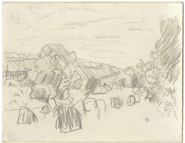 , 'Paysage du Morvan,' , Pace/MacGill Gallery