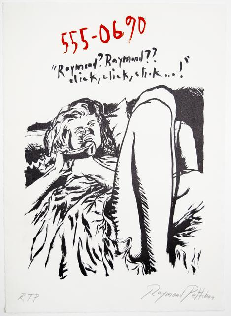 , 'Untitled (555-0690),' 2018, Brooke Alexander, Inc.