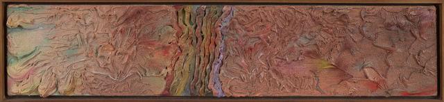 , 'Bloomblushfacturedfillingglare,' 1983, Berry Campbell Gallery