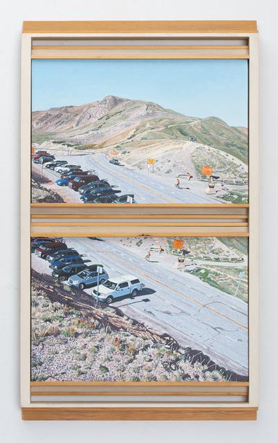 , 'Loveland Pass, Colorado,' 2012-2018, Valley House Gallery & Sculpture Garden