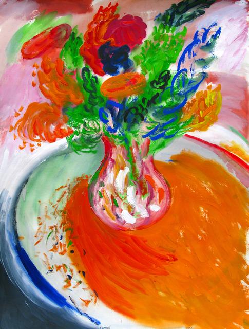 , 'Flowers 235-A,' 1995, Newzones