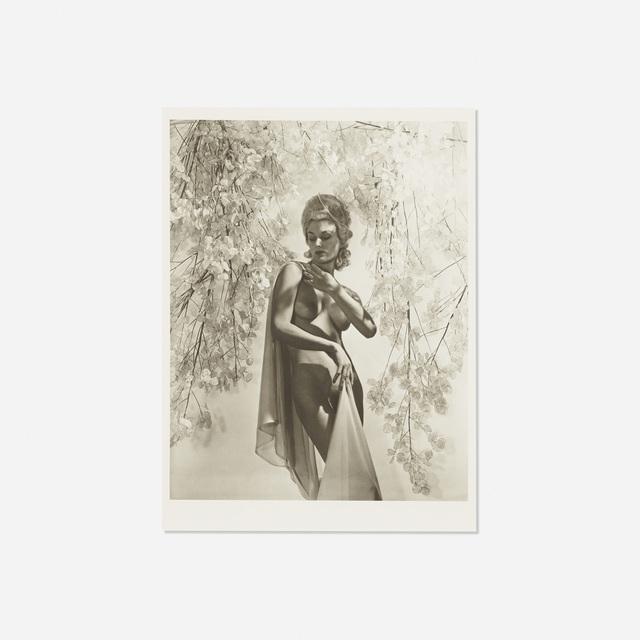 Horst P. Horst, 'Lisa with Money Plant II', 1939, Wright