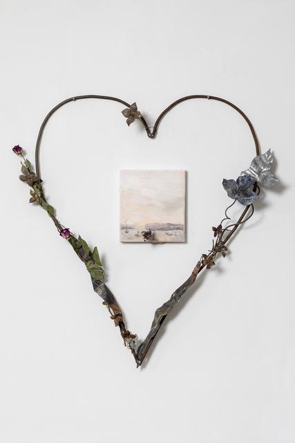 , 'Love is Beautiful,' 2018, Frutta