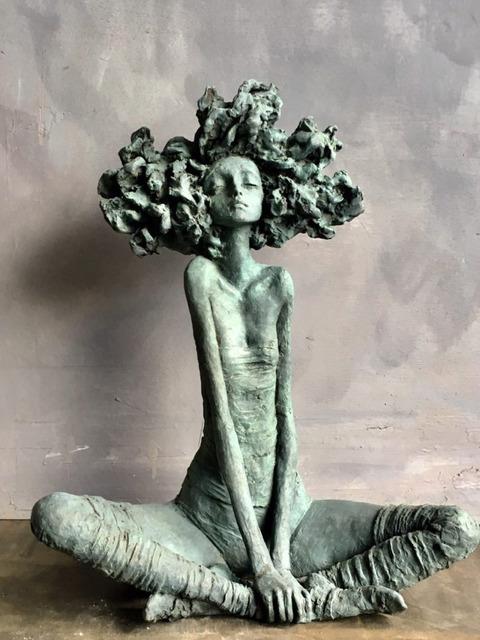 Valérie Hadida, 'Renaissance', 2019, Sculpture, Bronze, Galry