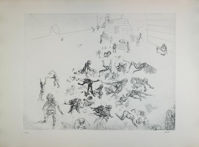 , 'Chambre d'enfants,' 1973, Jeanne Bucher Jaeger