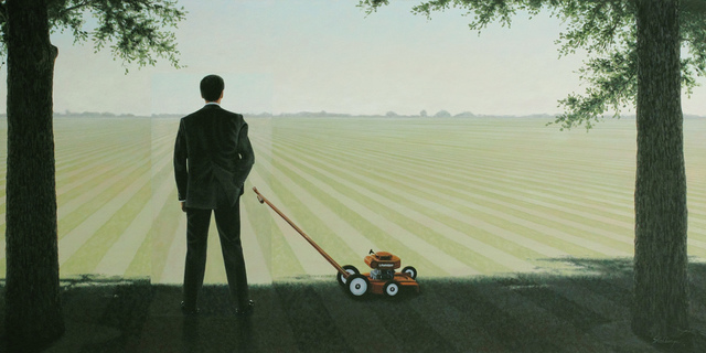 , 'Lawn Boy,' 2013, Greg Thompson Fine Art