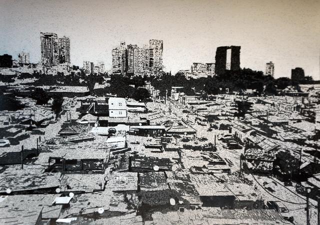 , 'Insomnia City X,' 2017, MOVART