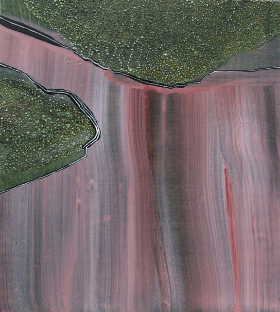 , 'Rickrack (Striated),' 2014, Rick Wester Fine Art