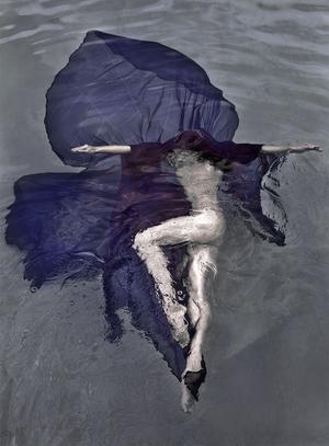 , 'Submerged Petal, Maria Dashkina Maddux, Nafplio, Greece,' 2014, The Art:Design Project