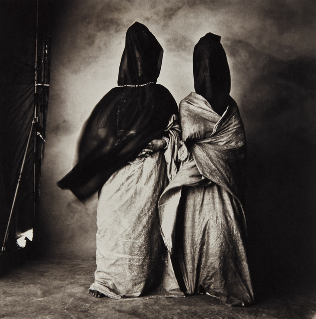 Irving Penn, 'Guedras in the Wind', 1971-printed 1978, Phillips