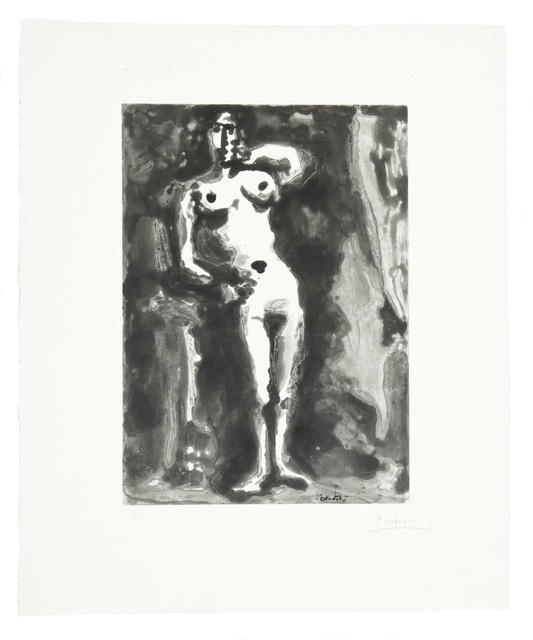 Pablo Picasso, 'From. Sable Mouvant', 1965, Print, Aquatint on wove paper, Forum Auctions
