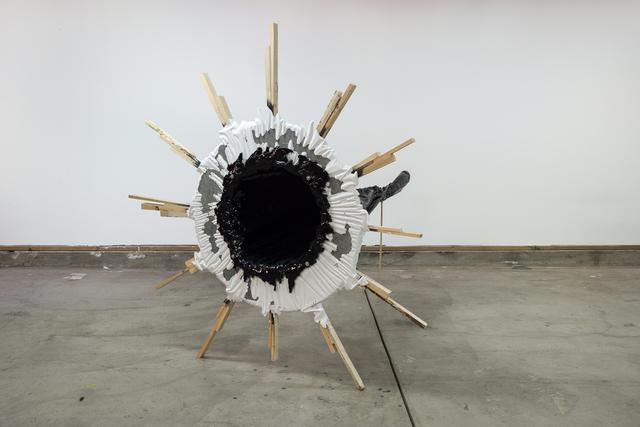 , 'Navelgazer,' 2017, Klowden Mann