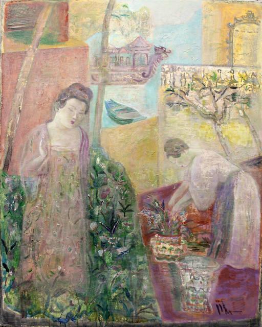 , 'Spring Musing-V 思春圖之五,' 2015, Alisan Fine Arts
