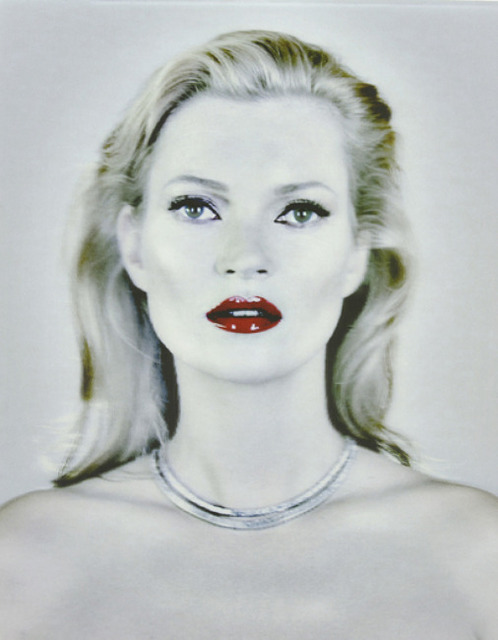 , 'Kate Moss Kate's Light (Pure),' 2013, The Drang Gallery