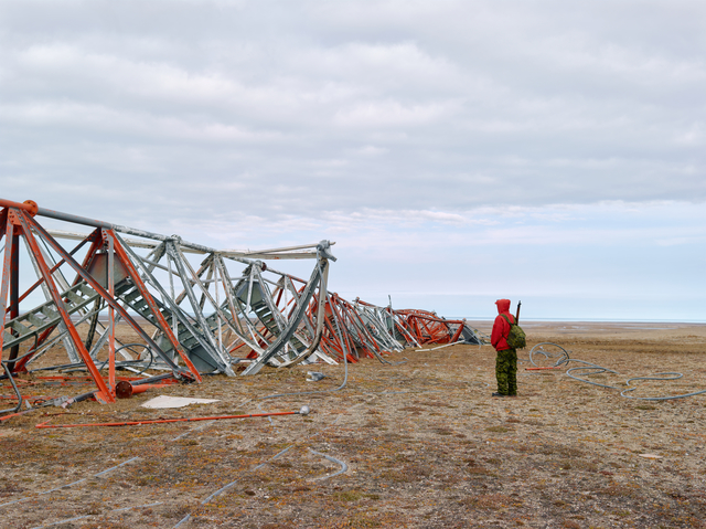 , 'Deactivated DEW Line Site (1), King William Island,' 2017, Circuit Gallery