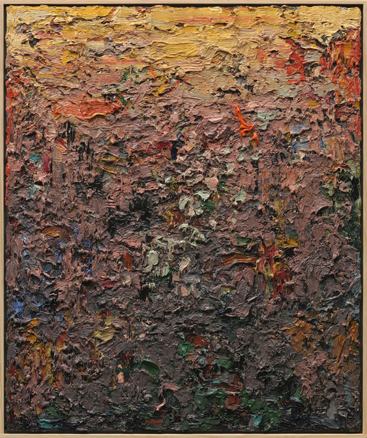 , 'Paintscape 9,' 2011, Seager Gray Gallery