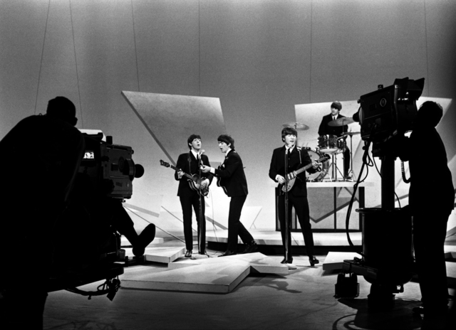 , 'The Beatles Ed Sullivan Show, New York,' 1964, Contessa Gallery