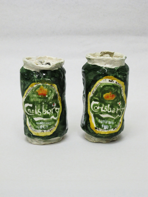 , 'Carlsberg Pilsner Beer Can,' 2013, V1 Gallery