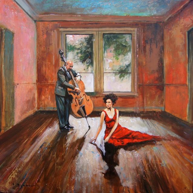 , 'Concert Privé,' 2018, Isabella Garrucho Fine Art
