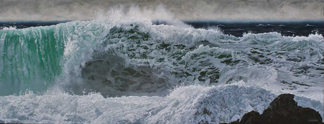, 'Ocean Spirit,' 2019, Ian Tan Gallery
