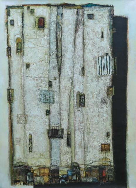 , 'Floating Tower I,' 2017, Addis Fine Art