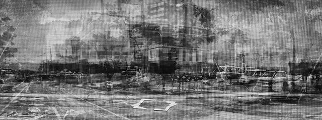 , 'Construir la memoria - street view - Kesennuma II,' , ArtexArte
