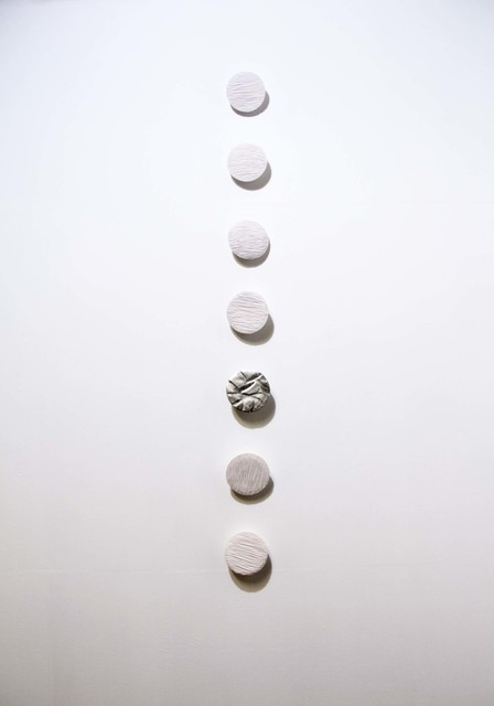 Masayuki Tsubota, 'the wall of self_gs6ft1 ', 2012, Gallery LVS