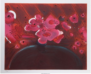 Peter Max, 'Marilyn's Flowers II,' 1981, Heritage Auctions: Valentine's Day Prints & Multiples