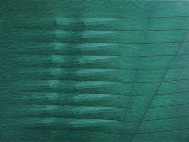 , 'Green,' 1988, Absolute Art
