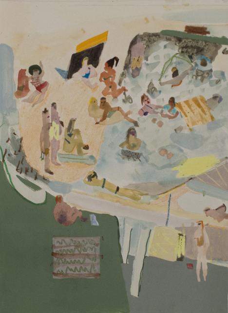 , 'Inlet,' 2016, Gaa Gallery