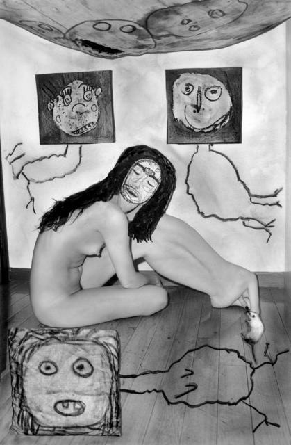 , 'Swollen Leg,' 2016, V1 Gallery