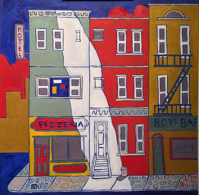 , 'Little Italy,' 2016, Space 776