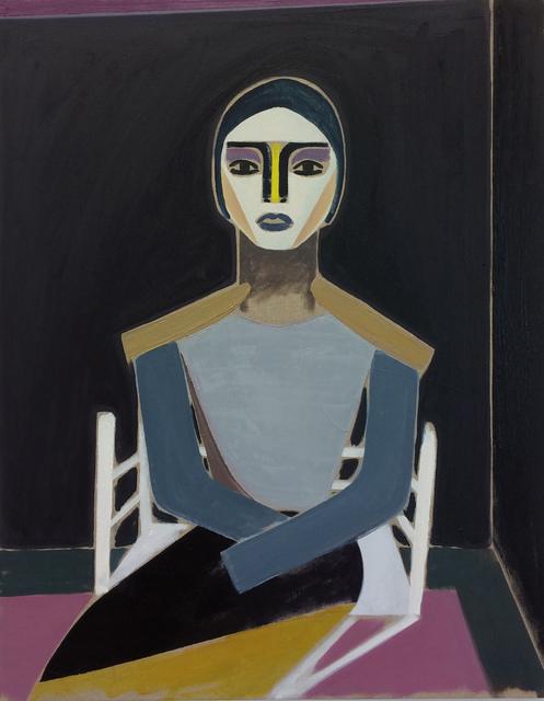 Henrik Godsk, 'The Window', 2019, Painting, Acrylic  on canvas, Piermarq