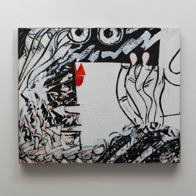 , 'Knox Martin, Leonora, USA, 2010,' 2010, Todd Merrill Studio