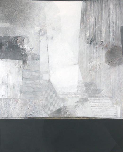 , 'White Figure,' 2018, Galeria de São Mamede