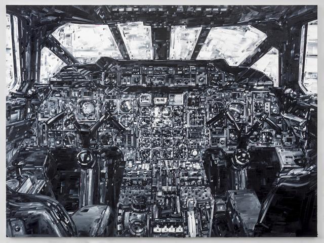 , 'Concorde,' 2015, Joshua Liner Gallery