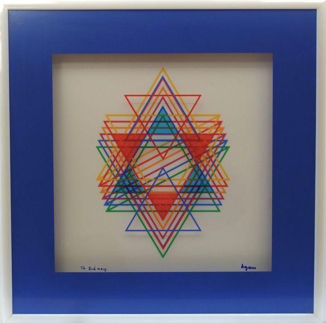, 'Variations on the Star,' ca. 1975, William Weston Gallery Ltd.